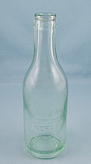 Soda Bottle - The Coshocton Bottling Works - Coshocton, Ohio
