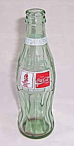 Soda Bottle - 92 Olympic - Coca-cola Classic