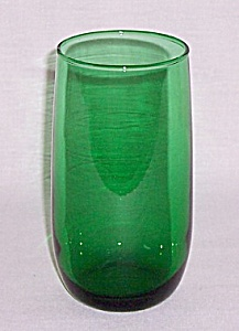 Anchor Hocking - Forest Green - 5-inch Tumbler