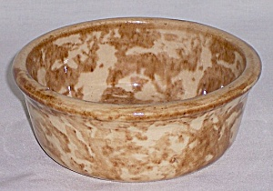 Yelloware Spongeware Bowl