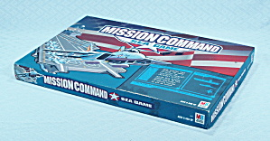 Mission Command Sea Game, Milton Bradley, 2003