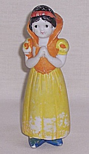 "Borgfeldt, Bisque Walt Disney's ""SNOW WHITE""- 5 ½"" c. 1937 (Image1)"
