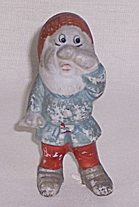 Borgfeldt, Bisque Walt Disney�s �SNEEZY� the Dwarf � 3 �� c. 1937 (Image1)