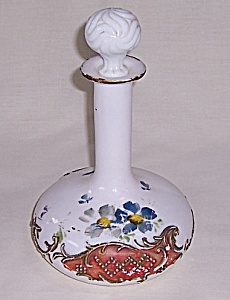 Victorian- Dresser Bottle - Cold Paint (Image1)