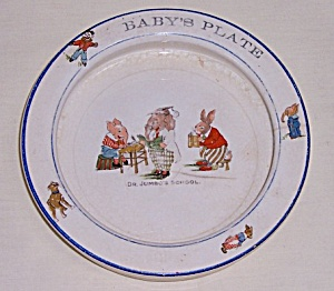 Wellsville Baby Feeding Plate (Image1)