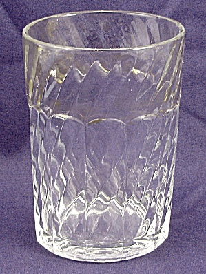 Pattern Glass  - Tumbler – Panel & Swirl (Image1)