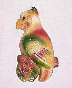 Chalk String Holder – Parrot - Wall Pocket (Image1)