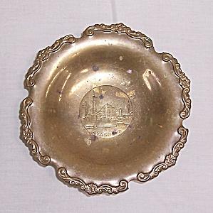 Brass Footed Dish � Ayasofya � Museum Souvenir (Image1)