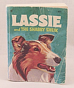 Big Little Book - 1968 - Lassie & The Shabby Sheik