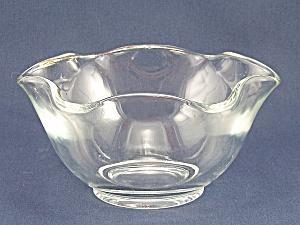 Vintage Indiana Glass – Mayonnaise Bowl, Heritage (Image1)