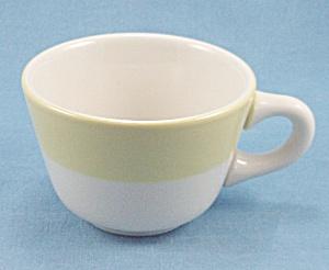 Mayer China – Cup / Yellow Rim, Restaurant Ware (Image1)