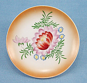 Made In Japan - Hand Painted Plate