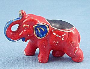 Orange Circus Elephant (Image1)