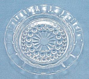 Depression Glass – Ashtray/ Coaster (Image1)