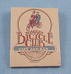Matchbook – Bombay Bicycle Club (Image1)