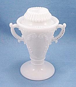 Westmoreland – Victorian Urn – Sugar & Lid – Mustard Container (Image1)