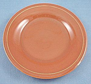 Knowles China – Deanna – Cinnamon- Bread Plate (Image1)