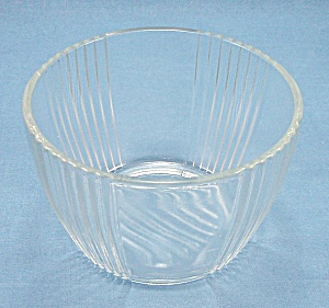 Federal Glass Co. - Refrigerator Container / Bowl/ Jar