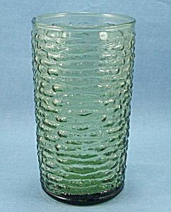Anchor Hocking Glass Co. – Soreno, Highball Tumbler – Avocado (Image1)
