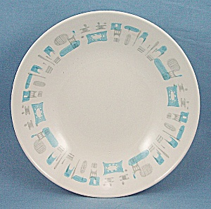 Royal China - Blue Heaven - Round Vegetable Bowl