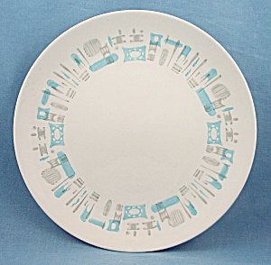 Royal China - Blue Heaven - Dinner Plate