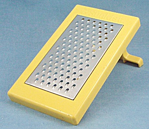 Advertising - Sunkist - Folding Grater