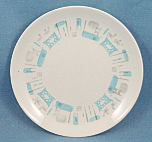 Royal China � Blue Heaven � Bread & Butter Plate - B (Image1)