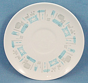 Royal China � Blue Heaven � Saucer (Image1)