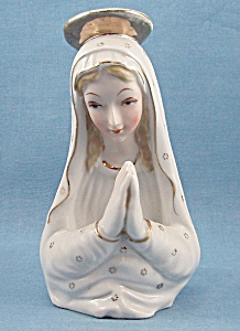Madonna � Head Vase � Wall Pocket (Image1)