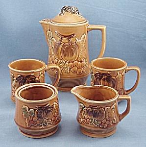 MIJ – Tea/ Coffee Set (Image1)