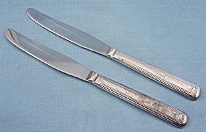Windfield – Silverplate – International Silver-2 Knifes (Image1)