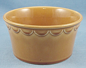 Granada Harvest Gold – Homer Laughlin – Sheffield –Bowl (Image1)