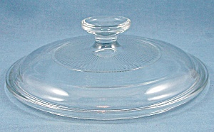 Pyrex  G 5 C - Replacement Lid – Round, 7-1/4 	 (Image1)