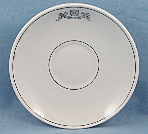 Maddock - Trenton China - Raper Commandery No. 1 - Saucer