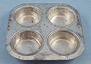 Children's Dishes - Muffin Tin – Four (Image1)