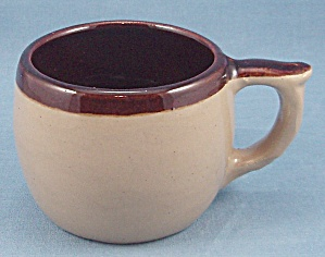 Crude Mug, Tan & Brown � U.S.A. (Image1)