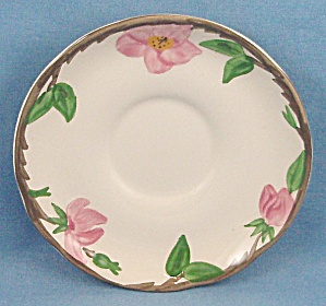 Franciscan – Made In England – Desert Rose – Saucer (Image1)
