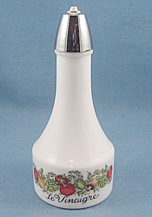 Gemco � Spice of Life �Le Vinaigre � Vinegar Bottle (Image1)