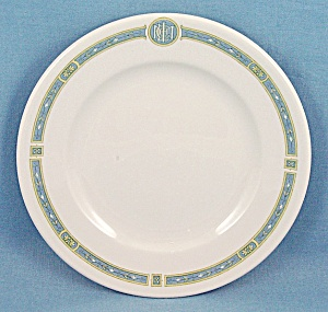 Mayer China - Metropolitan Life Ins. Co. - Plate