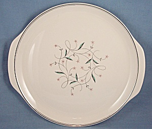 Lady Empire Dinnerware � Princess / Permacal � Round  Chop Plate/ Platter (Image1)
