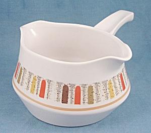 Noritake - Progression China – Mardi Gras – Gravy, Sauce Bowl (Image1)