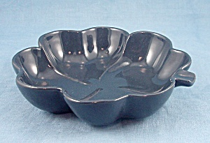 Frankoma Pottery / #223   Four Leaf Clover Bowl	/ Ashtray (Image1)