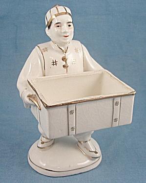 Japan � Oriental,  Holding Box (Image1)