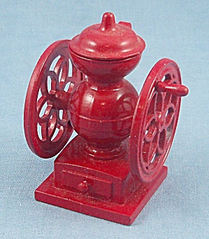 Play/me, Made In Spain, Pencil Sharpener, Coffee Grinder # 981