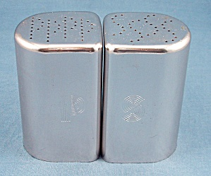 Aluminum Salt & Pepper