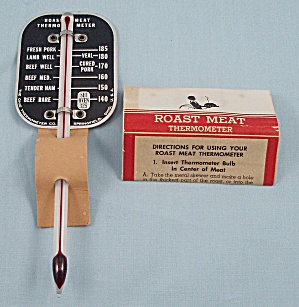 Ohio Thermometer Co. - Meat Thermometer