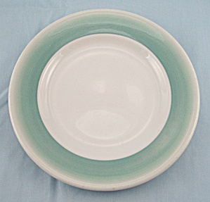 Mayer China - Turquoise Trim, Plate (A) - Restaurant Ware