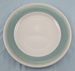 Mayer China – Turquoise Trim, Plate  (b) - Restaurant Ware (Image1)