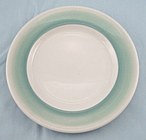 Mayer China - Turquoise Trim, Bread Plate (A) - Restaurant Ware