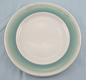 Mayer China - Turquoise Trim, Bread Plate (B) - Restaurant Ware